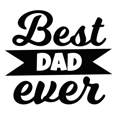 Best Dad Ever ID: 1558444373111