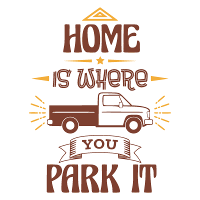 Home is where you park it ID: 1578553607122