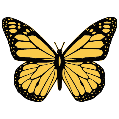 Butterfly Yellow ID: 1601922783850