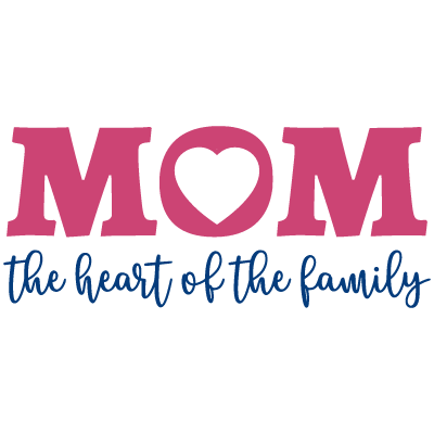Mom Heart of the Family ID: 1619182494864
